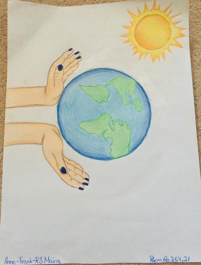 Die Welt retten, Riem Kl. 6 b