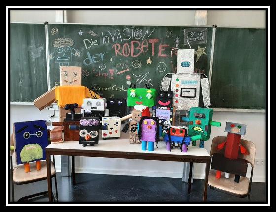 Invasion der Roboter