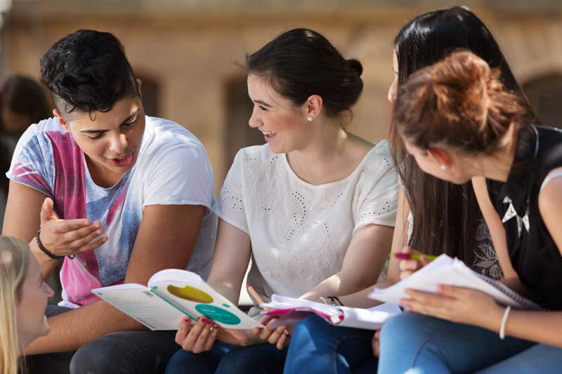 Schulsozialarbeit - Gemeinsam Lernen
