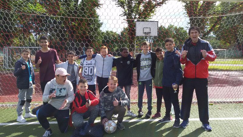 Jugend trainiert für Olympia, AFR Mainz