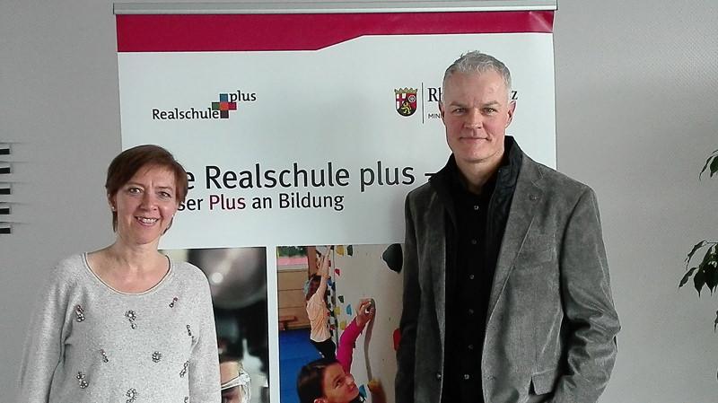 Impressionen zur Informationskampagne RS plus, AFR-Mainz
