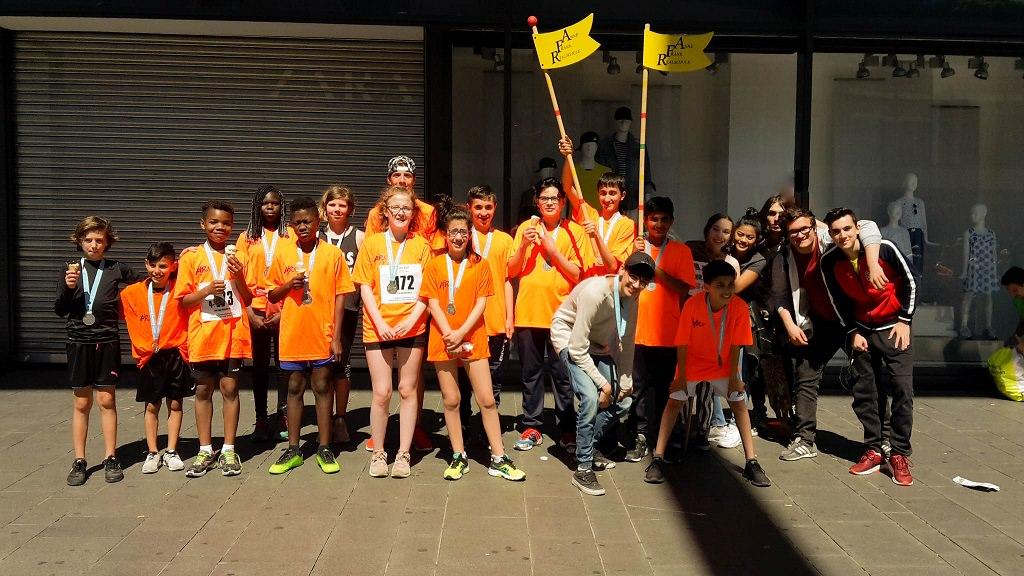 Gutenberg-Marathon 2018, AFR-Mainz