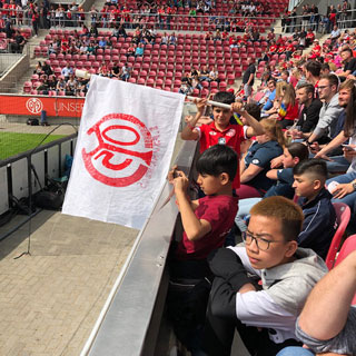 Schule einmal anders: Mainz 05 feiert - Hoffenheim trauert