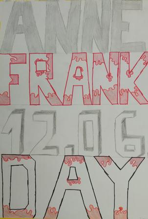 Bild zum Anne-Frank-Tag 2020 von Aileen-Kolovrat, 6 d