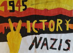 1945 Befreiung Deutschlands von den Nazis