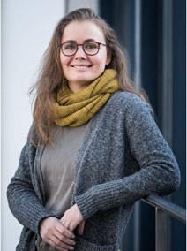 Berufsberaterin der Bundesagentur für Arbeit Frau Anja Hutans